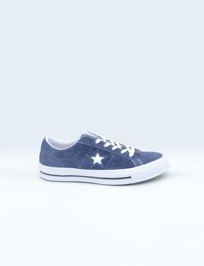 converse one star blu